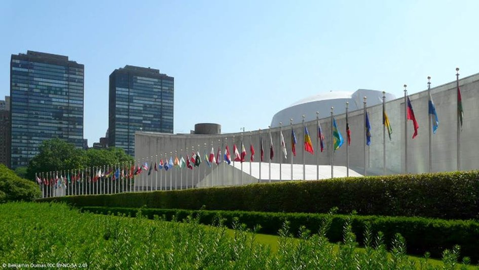 Nations unies, New York - JPEG